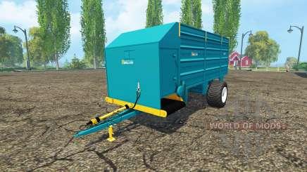 Rolland DAV14 para Farming Simulator 2015