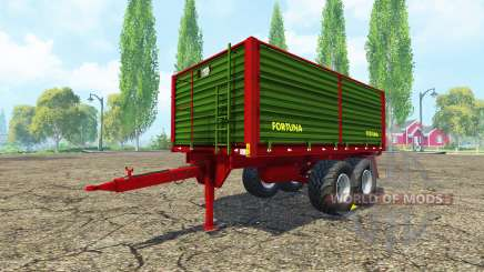 Fortuna FTD 150 para Farming Simulator 2015