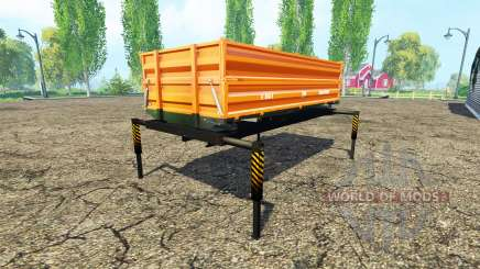 BRANTNER E 8041 v1.1 para Farming Simulator 2015