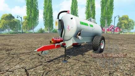 Kirchner Triumph para Farming Simulator 2015