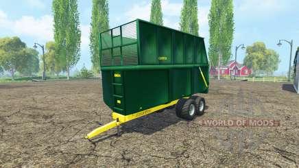 Multiva TR 190 para Farming Simulator 2015