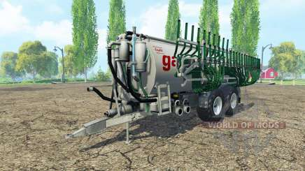 Kotte Garant VTL 19500 silver para Farming Simulator 2015