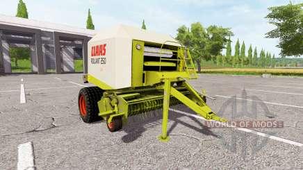 CLAAS Rollant 250 RC para Farming Simulator 2017