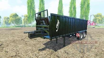 Fliegl ASS 298 wood para Farming Simulator 2015