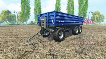 BRANTNER E 8041 v1.2 para Farming Simulator 2015