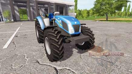 New Holland T4.75 v2.23 para Farming Simulator 2017