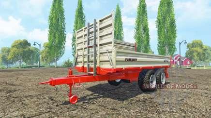 Puhringer 4020 para Farming Simulator 2015
