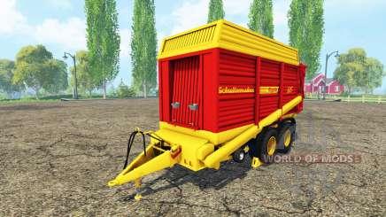 Schuitemaker Rapide 125 para Farming Simulator 2015