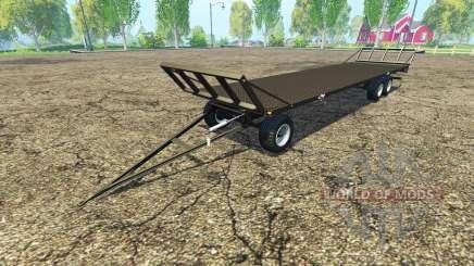 Fliegl DPW 180 para Farming Simulator 2015