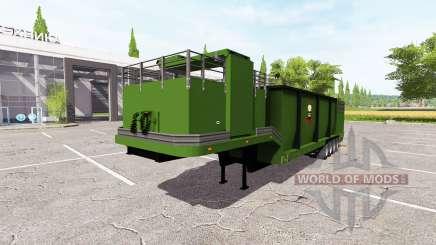 Separarately trailer v0.0.0.2 para Farming Simulator 2017