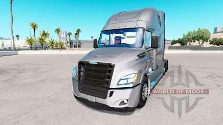 Freightliner Cascadia 2016 v3.9.3 para American Truck Simulator