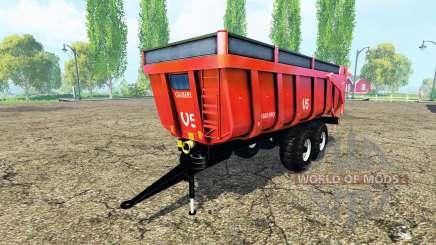 Gilibert 1800 PRO v1.2 para Farming Simulator 2015