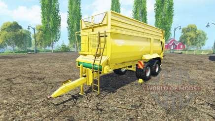 Krampe Bandit 750 v0.2 para Farming Simulator 2015