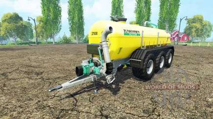 Zunhammer SK 27000 TR v2.0 para Farming Simulator 2015