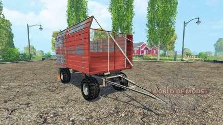 Conow HW 80 v1.0 para Farming Simulator 2015