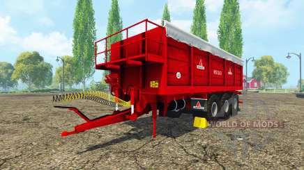 ANNABURGER HTS 33.12 para Farming Simulator 2015