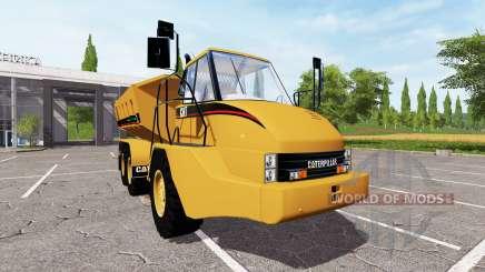 Caterpillar 725A para Farming Simulator 2017