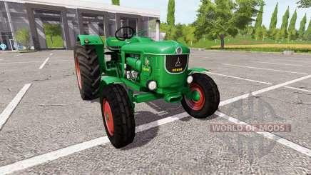Deutz D80 v1.4 para Farming Simulator 2017