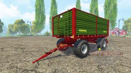 Fortuna K180 para Farming Simulator 2015