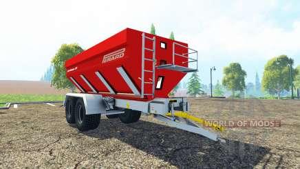 Perard Interbenne 25 para Farming Simulator 2015
