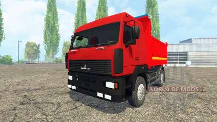 MAZ-555035 para Farming Simulator 2015