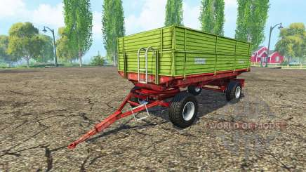 Krone Emsland v1.6.5 para Farming Simulator 2015