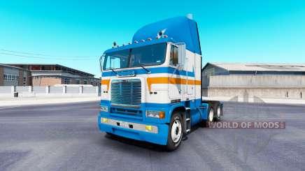 Freightliner FLB v1.3 para American Truck Simulator
