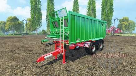 Kroger TAW 20 para Farming Simulator 2015