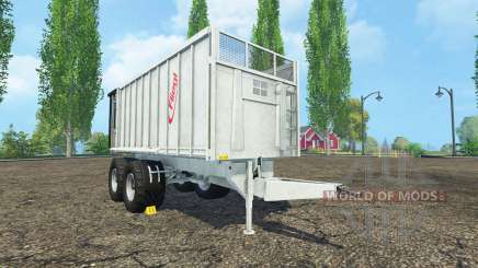 Fliegl TMK 266 Bull v2.0 para Farming Simulator 2015