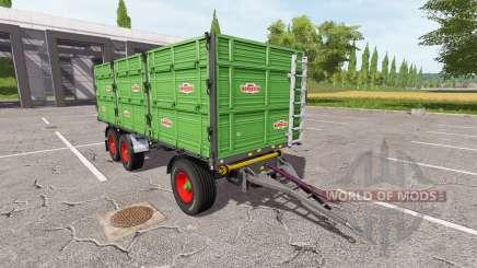 Fratelli Randazzo R270 PT v1.0.1.1 para Farming Simulator 2017