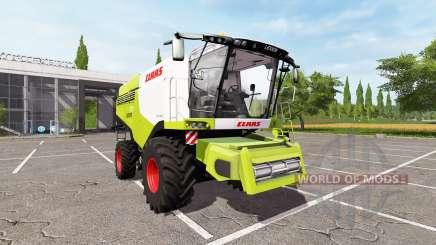 CLAAS Lexion 770 v1.4 para Farming Simulator 2017