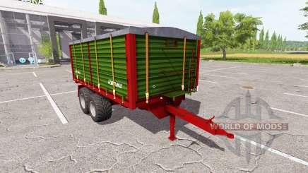 Fortuna FTD 150 para Farming Simulator 2017