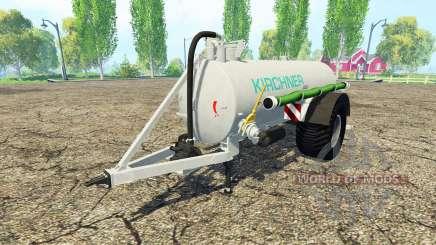 Kirchner para Farming Simulator 2015