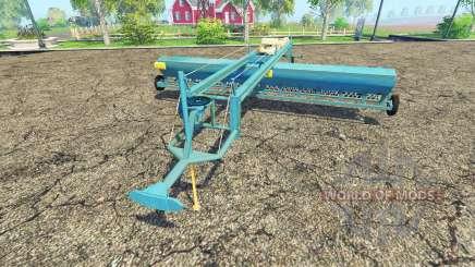 Ficou a semente da broca para Farming Simulator 2015