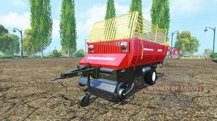Schuitemaker Forage 2500 para Farming Simulator 2015