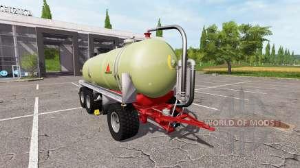 ANNABURGER HTS 24.27 v1.1 para Farming Simulator 2017