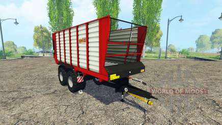 Kaweco Radium 45 red para Farming Simulator 2015