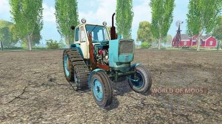 UMZ 6L meia-pista para Farming Simulator 2015