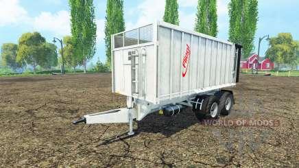 Fliegl TMK 266 para Farming Simulator 2015