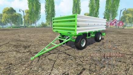 Mega Metal 10T para Farming Simulator 2015