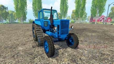 MTZ 80L meia-pista para Farming Simulator 2015