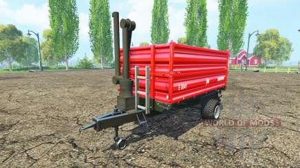 BRANTNER E 8041 v2.1 para Farming Simulator 2015
