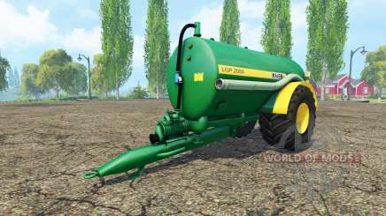 Major LGP 2050 v2.0 para Farming Simulator 2015
