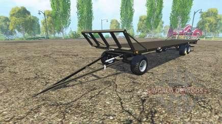 Fliegl DPW 180 v2.0 para Farming Simulator 2015