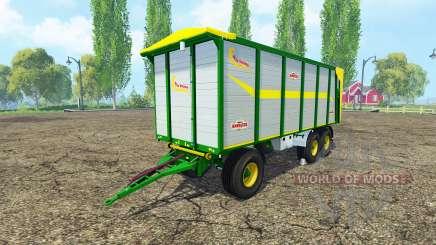 Fratelli Randazzo R275 PP para Farming Simulator 2015