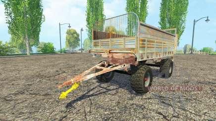 Fortschritt T087 para Farming Simulator 2015