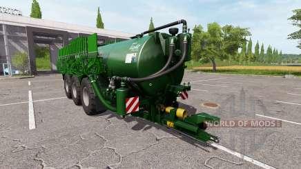 Kotte Garant Profi VQ 32.000 para Farming Simulator 2017