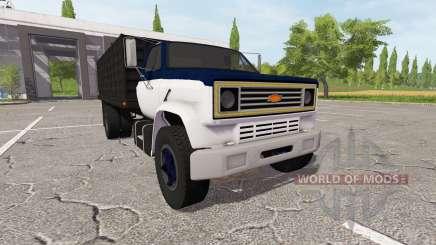 Chevrolet C70 para Farming Simulator 2017