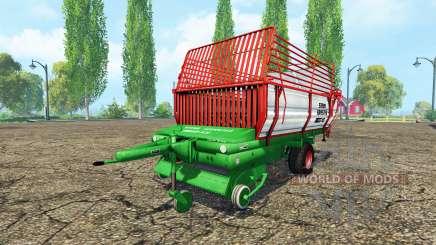 Steyr Hamster 8023 KS para Farming Simulator 2015