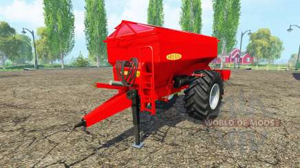 Bredal K105 para Farming Simulator 2015